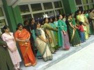 Indian teachers Aminiya